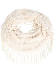 шарф с бахромой Dolce Cabo