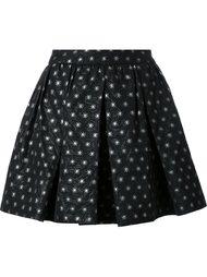 юбка с вышивкой в виде звезд DressCamp