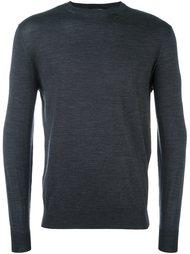 пуловер с круглым вырезом Ermenegildo Zegna