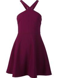 crisscross strap dress Likely