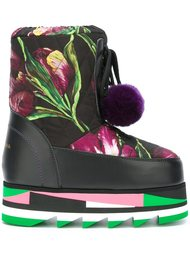 ботинки на платформе Dolce & Gabbana