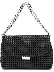 плетеная сумка на плечо 'Brandy' Stella McCartney