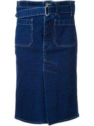 джинсовая юбка  Theatre Products