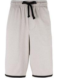 спортивные шорты с полосками по бокам James Perse