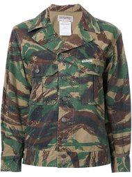 куртка-рубашка с камуфляжным принтом  Theatre Products