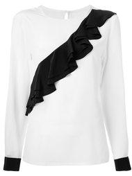 блузка с оборками DressCamp