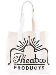 парусиновая сумка-тоут с логотипом Theatre Products