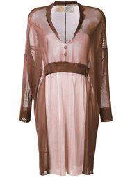 полупрозрачное платье  Theatre Products