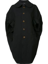 объемное пальто 'Pod' Comme Des Garçons