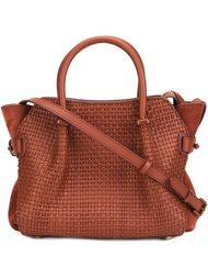 плетеная сумка-тоут  Nina Ricci