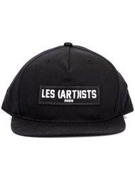 кепка с заплаткой с логотипом Les (Art)Ists