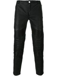 брюки с панельным дизайном  Les Hommes