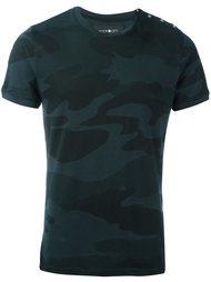 камуфляжная футболка Hydrogen
