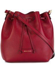 средняя сумка через плечо Emporio Armani