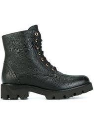 ботинки в стиле милитари  Baldinini