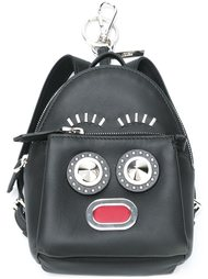 surprised backpack bag charm Fendi