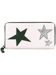 континентальный кошелек 'Star Patchwork'  Marc Jacobs