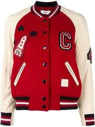 спортивная куртка-бомбер  Coach