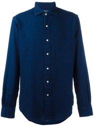 джинсовая рубашка на пуговицах Polo Ralph Lauren