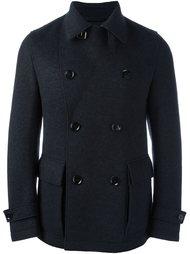двубортная куртка Boss Hugo Boss