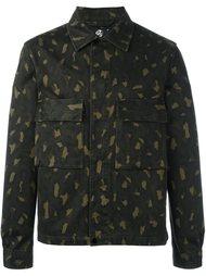 куртка с камуфляжным принтом Ps By Paul Smith