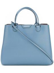 классическая сумка-тоут Emporio Armani