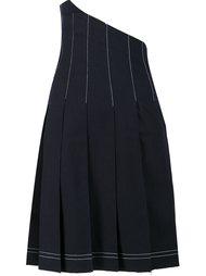 плиссированная юбка 'La Jupe Marin Plissée'  Jacquemus