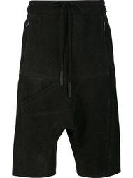 шорты с заниженным шаговым швом Lost & Found Ria Dunn