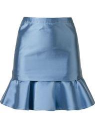 юбка с рюшами по подолу Martha Medeiros