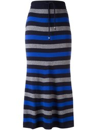 striped maxi skirt  Twin-Set