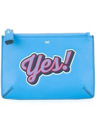 кошелек 'Yes'  Anya Hindmarch