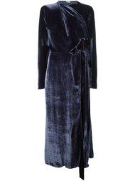 длинное платье 'Ali' Attico