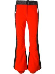 расклешенные брюки 'Wintersport' Adidas By Stella Mccartney
