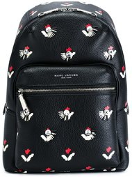рюкзак с принтом тюльпанов Marc Jacobs