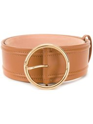 round buckle belt Agnona