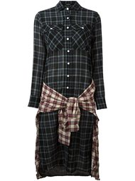платье 'Plaid Grunge' R13