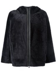 куртка свободного кроя Brunello Cucinelli