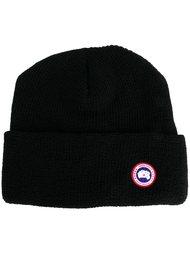 трикотажная шапка Canada Goose