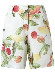 printed shorts Isolda