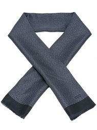 printed scarf Z Zegna