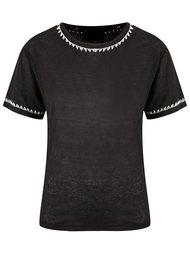 asymmetric blouse Andrea Bogosian