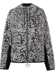 all-over print hoodie Nicopanda