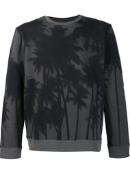 'Palm Daze' sweatshirt Aztech Mountain