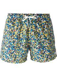 шорты для плавания с принтом Fendi