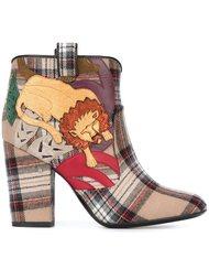 ботинки 'Pete' Laurence Dacade