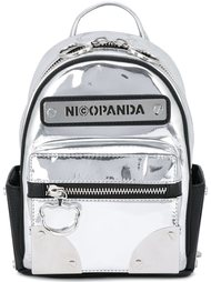 logo patch backpack Nicopanda