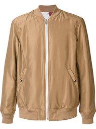 куртка-бомбер на молнии Undercover