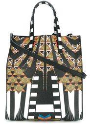 сумка-тоут с принтом  Givenchy