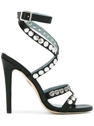 studded strappy sandals Chiara Ferragni