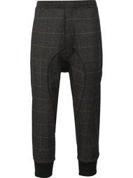 укороченные брюки Neil Barrett